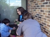 ILRC Youth Group:  Pizza and Planting