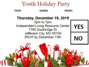 Youth Holiday Party @ ILRC